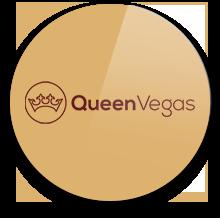 QueenVegas.dk Logo