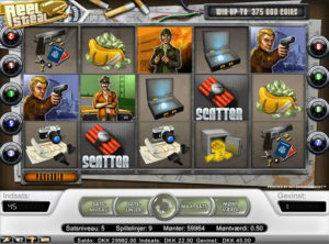Reel Steal slotmaskinen SS-04