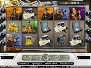Reel Steal slotmaskinen SS-05