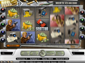 Reel Steal slotmaskinen SS-06