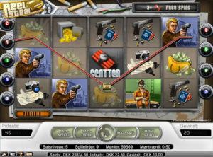 Reel Steal slotmaskinen SS-07