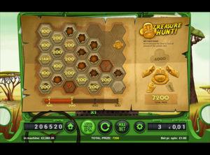 Safari Spilleautomaten SS 3