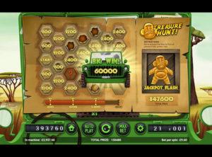 Safari Spilleautomaten SS 6