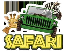 Safari Spilleautomaten