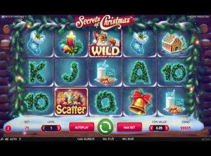 Secrets of Christmas slotmaskinen SS-06