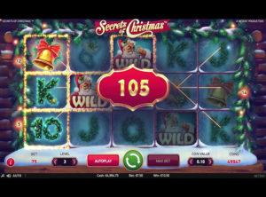 Secrets of Christmas slotmaskinen SS-09