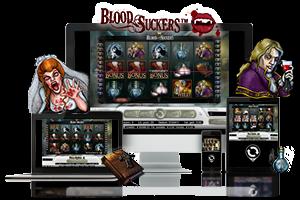Blood suckers spil på mobil og tablet