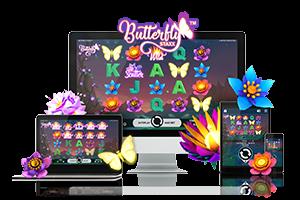 Butterfly Staxx spil på mobil og tablet