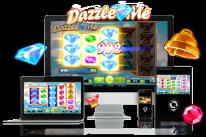 Dazzle Me spil på mobil og tablet