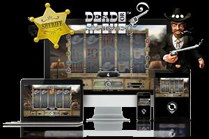 Dead or Alive spil på mobil og tablet
