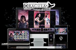 Dracula spil på mobil og tablet