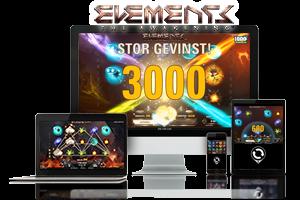 Elements spil på mobil og tablet