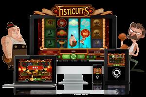 Fisticuffs spil på mobil og tablet