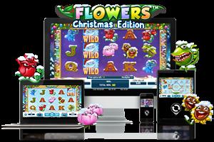 Flowers™ Christmas spil på mobil og tablet