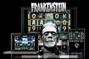 Frankenstein spil på mobil og tablet
