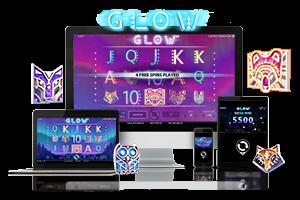 Glow spil på mobil og tablet