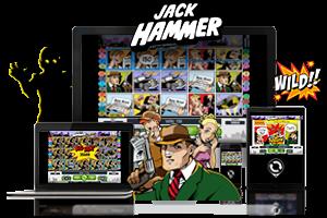 jack Hammer spil på mobil og tablet
