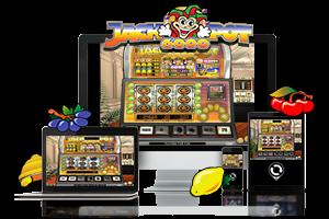 Jackpot 6000 spil på mobil og tablet