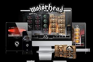 Motorhead spil på mobil og tablet