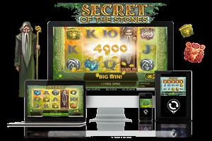 Secret of the Stones spil på mobil og tablet