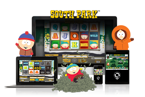 South Park spil på mobil og tablet
