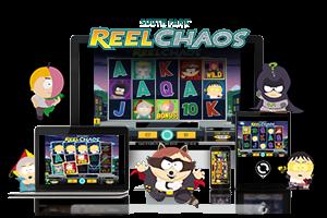 South park reel chaos spil på mobil og tablet