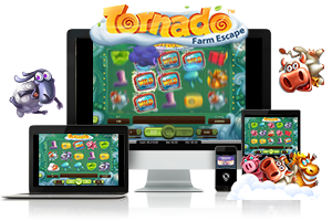 Tornado Farm Escape spil på mobil og tablet