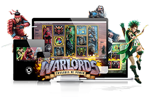 Warlords Crystals of Power spil på mobil og tablet