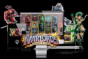 Warlords Crystals of Power spil på mobil og tablet