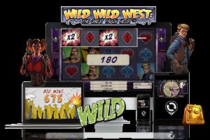 Wild Wild West spil på mobil og tablet