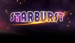 Starburst - her kan du spille i Danmark