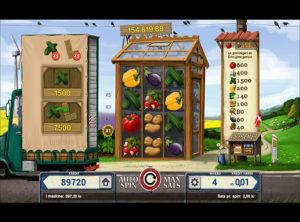 Sunny Farm Spilleautomat SS 2