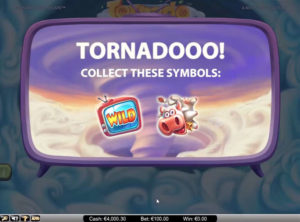 Tornado Farm Escape slotmaskinen SS-04
