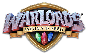 Warlords Crystals Of Power NetEnt - Game logo