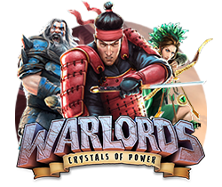 Warlords Crystals Of Power slotmaskine fra NetEnt