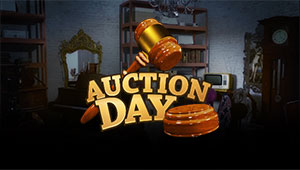 Her kan du spille Auction Day slot