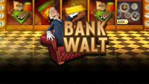 Bank Walt Spilleautomaten - BG billede