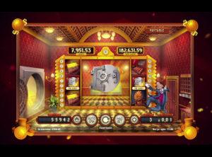 Bank Walt Slotmaskinen SS