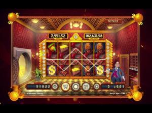Bank Walt Slotmaskinen SS 10