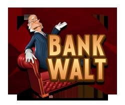 Bank Walt Spilleautomaten - Anmeldelse & free spins