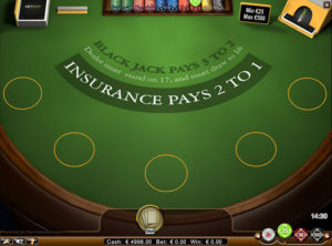 Blackjack Classic - Screen Shot 2