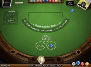 Casino Holdem SS