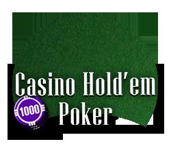 Casino Hold'em - logo