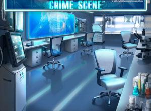 Crime Scene slotmaskinen SS-06