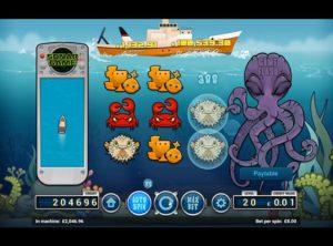 Deep Blue Spilleautomat SS 2