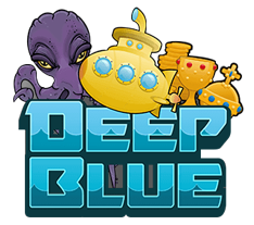 Deep Blue Spilleautomat - anmeldelse & bonus