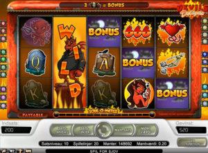 Devil's Delight slotmaskinen SS-04