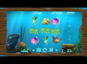 Fish Tank spilleautomaten SS 3