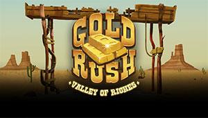 Spil Gold Rush spilleautomaten her