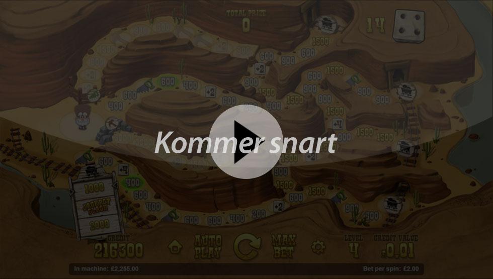 Gold Rush Spillemaskine - BG iframe